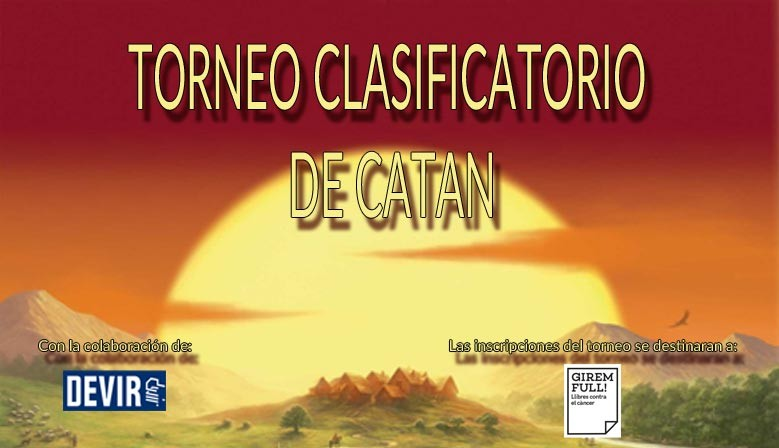 Torneo Clasificatorio Catan 2020