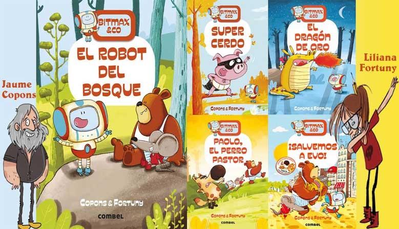 Bitmax, El Robot del Bosc