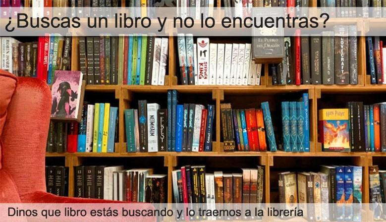 ¿Buscas un libro?
